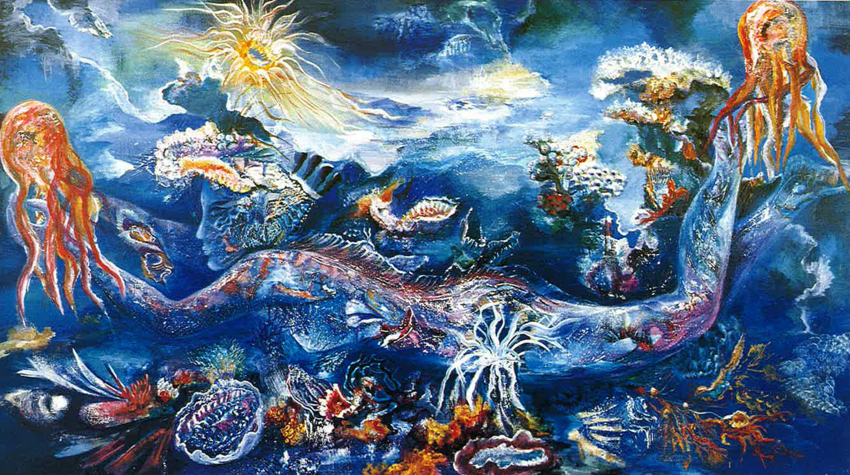Farandole sous la mer_Océane_Gemmanick