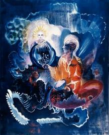 Symboles et mystères_bleu_Gemmanick