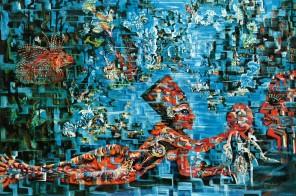 Carnaval sous la mer